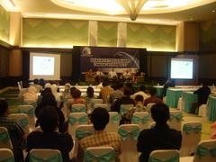 Acara MAPIN di Bogor Nov 2007