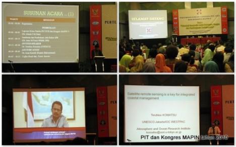 Suasana Rangkaian Pembukaan PIT dan Kongres MAPIN th 2010