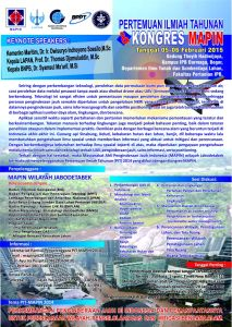 Poster Mapin 2015